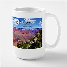 Grand Canyon NAtional Park Poster Mugs