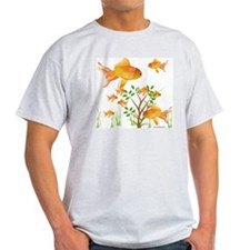 Gold Fish Bowl T-Shirt