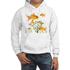 Gold Fish Bowl Hoodie