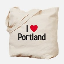 Funny Love portland Tote Bag