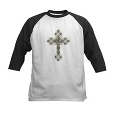 Celtic Knot Cross Baseball Jersey
