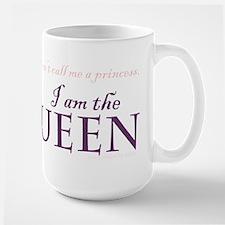 Queen, not a princess Mugs