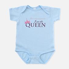Queen, not a princess Body Suit