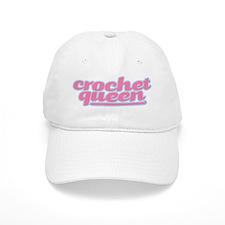 They Call Her the Crochet Queen Baseball Cap