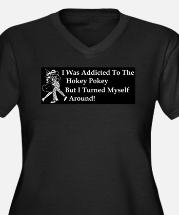 Hokey Pokey Plus Size T-Shirt