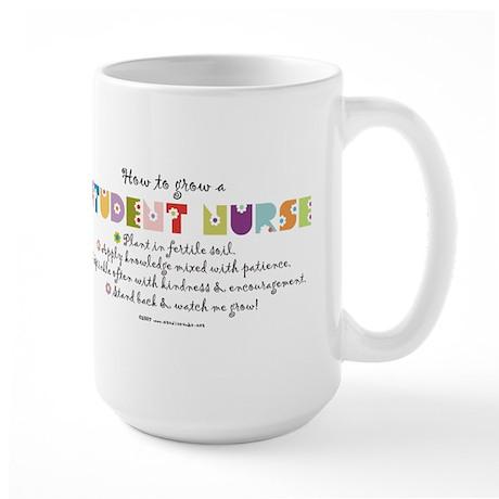 How to grow a Nurse! Large Mug