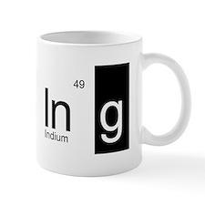 Curling Elementally Mug