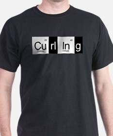 Curling Elementally T-Shirt