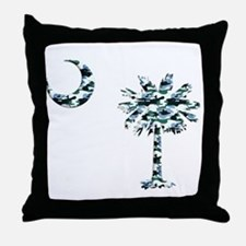 C and T 3 Throw Pillow