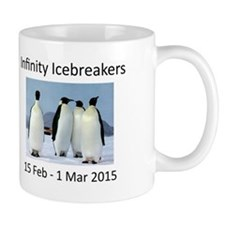 Infinity Icebreakers Feb 15 2015 Mug