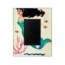 Retro Mermaid  Picture Frame