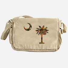 C and T 7 Messenger Bag
