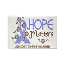 Hope Matters 3 Addisons Rectangle Magnet