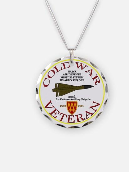 Cold War Hawk Europe Necklace