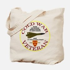 Cold War Hawk Europe Tote Bag