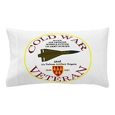 Cold War Hawk Europe Pillow Case