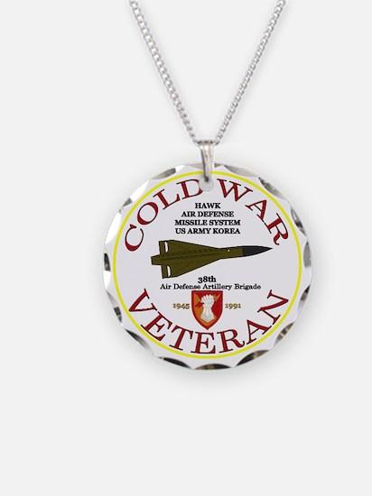 Cold War Hawk Korea Necklace