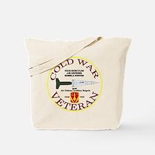 Cold War Nike Hercules 31st ADA Tote Bag