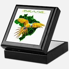Brasil - Arara Keepsake Box