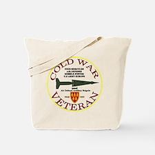 Cold War Nike Hercules Europe Tote Bag