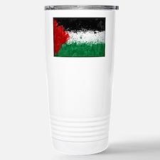 Palestine Travel Mug