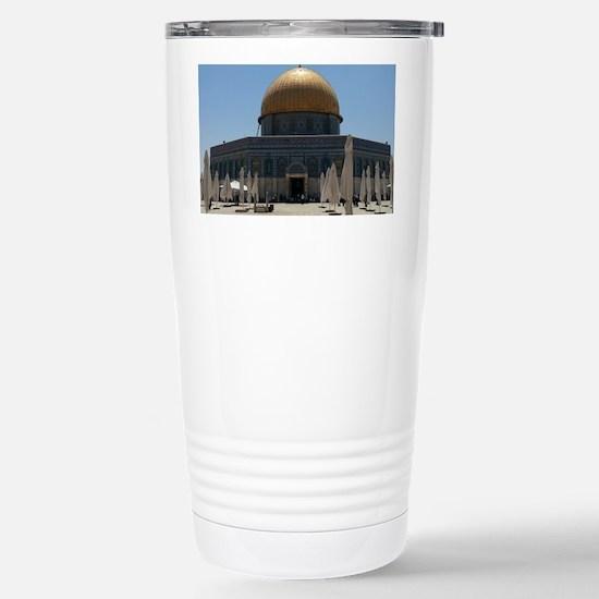 Al-Quds Stainless Steel Travel Mug