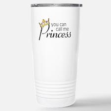 Cute Princess Travel Mug