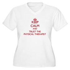 Keep Calm and Trust the Physical Therapist Plus Si