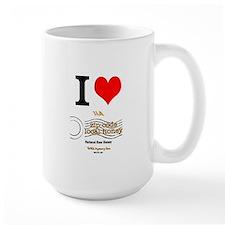 I Love Nyc Honey Mug