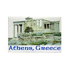 Athens, Greece (Acropolis) Rectangle Magnet