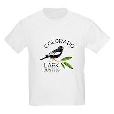 COLORADO LARK BUNTING T-Shirt