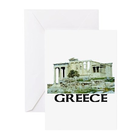Greece (Acropolis) Greeting Cards (Pk of 10)