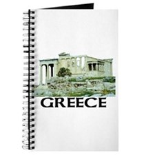 Greece (Acropolis) Journal