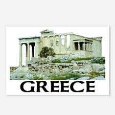 Greece (Acropolis) Postcards (Package of 8)