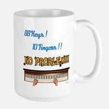 88 Key 10 Fingers Mugs