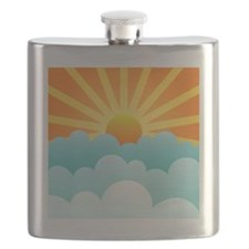 Morning Sunrise Flask