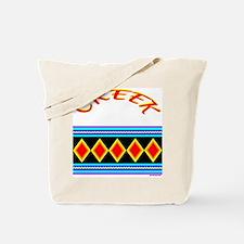 CREEK INDIAN TRIBE Tote Bag