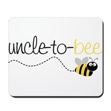 uncle to bee Mousepad