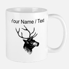 Custom 8 Point Buck Mugs