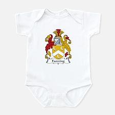 Fanning Infant Bodysuit