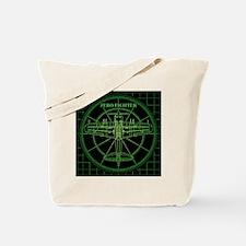 ZEROFIGHTER RADER Tote Bag