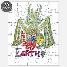 Earth Dragon Puzzle