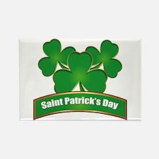 Saint Patrick's Day No text Rectangle Magnet