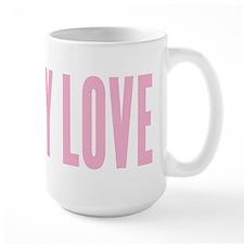 Chunky Love Mug