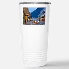 City Street Stainless Steel Travel Mug
