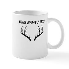 Custom Deer Antlers Mugs