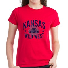 Kansas - Original Wild West Tee