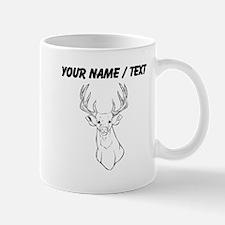 Custom Deer Hunting Trophy Mugs