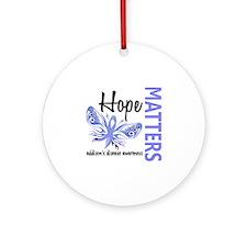 Hope Matters 1 Addisons Ornament (Round)