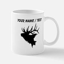 Custom Elk Head Mugs